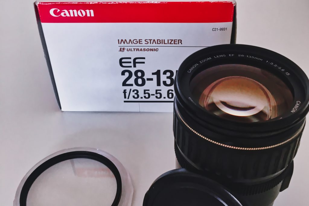 Canon ef 28-135 f/3.5-5.6 im Test