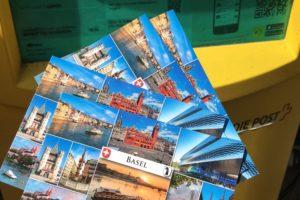Postkarten auf JustMarius