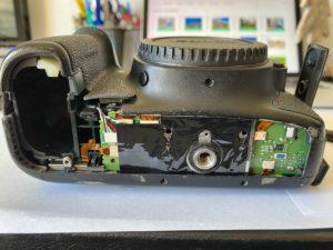 Canon Kamera selber reparieren