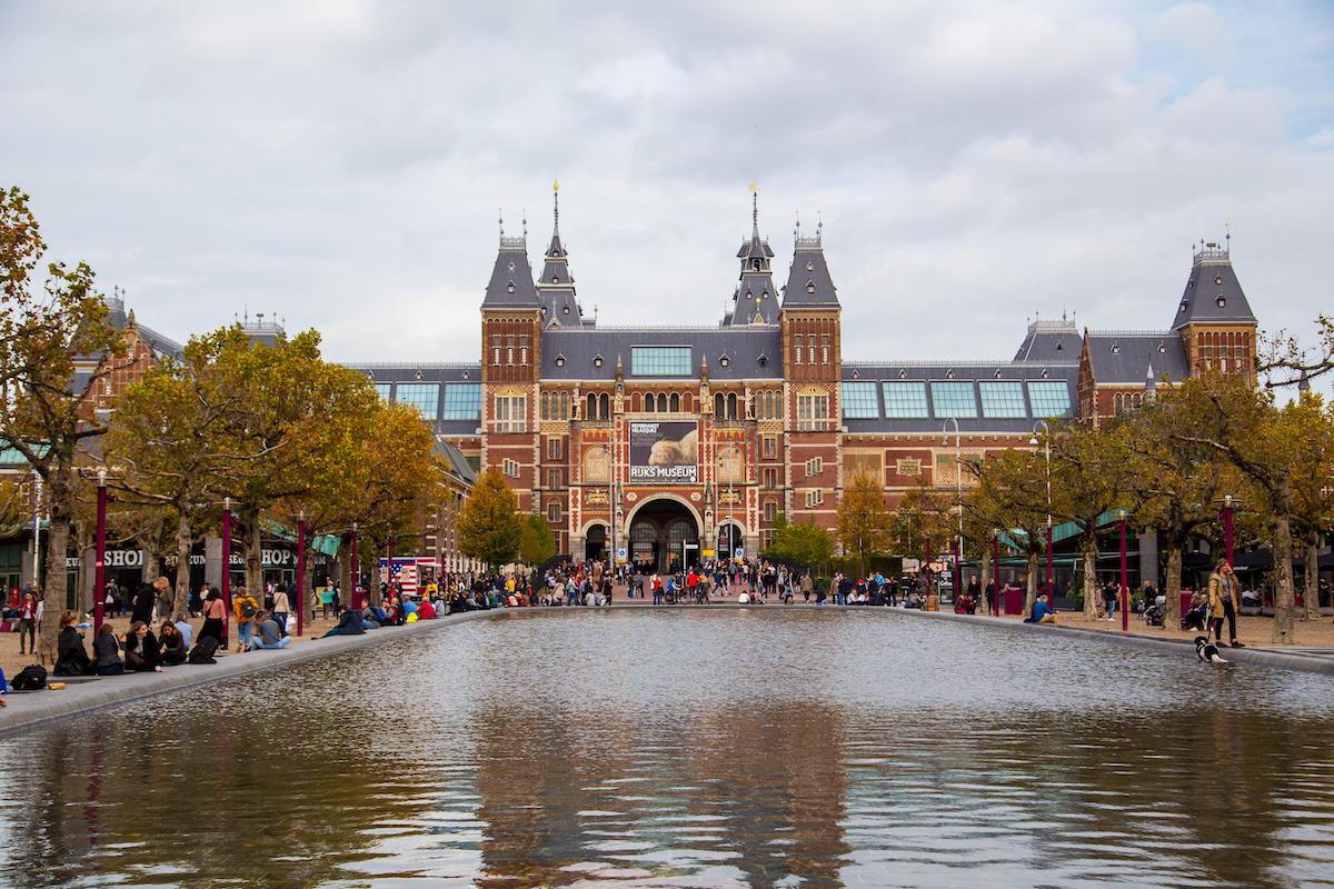 Fotospots in Amsterdam