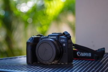 Canon EOS RP die perfekte Reisekamera