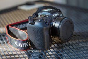 Canon EOS RP die perfekte Reisekamera. Leicht und gut